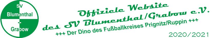 Offizielle Website des SV Blumenthal/Grabow e.V.